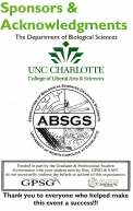 UNCC symposium back cover